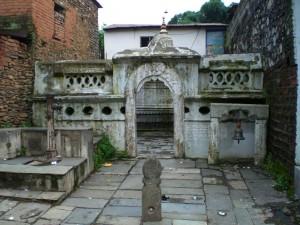 Ganeshsthan (the first school)