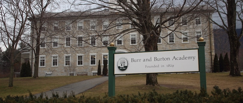 Burr & Burton school 621