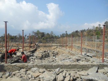 Taltuleshwori school reconstruction-feat image