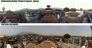 KTM Durbar square before the quake-feat image
