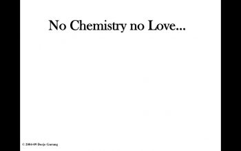 no chemistry no love-feat image