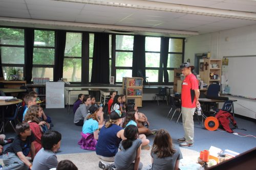 Read more about the article Ann Arbor: Go Like the Wind Montessori School Visit