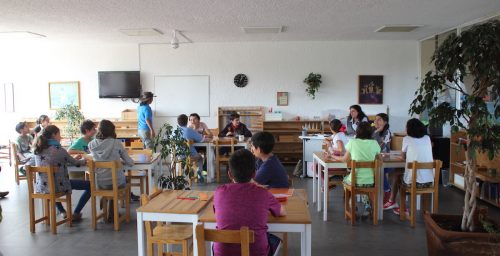 Read more about the article Worlds Apart: Montessori Del Pedregal and Raithane School