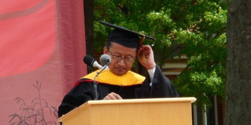 Read more about the article Grinnell College: Video of Honorary Degree Acceptance Speech