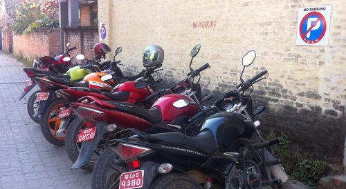 Read more about the article Nepal, in the upcoming Election, vote Motorcyclists for a future like no other