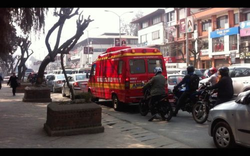Read more about the article I Have a Fear in Kathmandu…