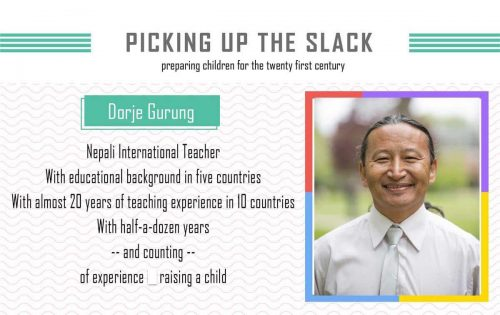 Read more about the article Picking Up the Slack: Preparing Children for The 21st Century